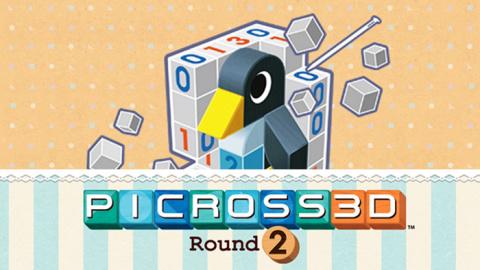 Jaquette de Picross 3D Round 2 : Le casse-tête addictif qui tombe à pic sur 3DS