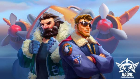HAWK : Freedom Squadron sur iOS