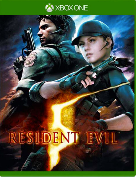 Resident Evil 5 sur ONE