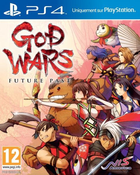 God Wars : Future Past sur PS4