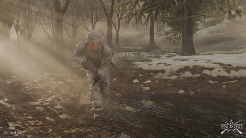 Gaijin (War Thunder) annonce son FPS Enlisted