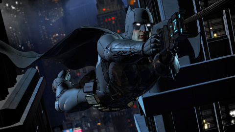 Batman The Telltale Series : Envolée narrative et aventure épique