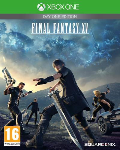 Final Fantasy XV sur ONE