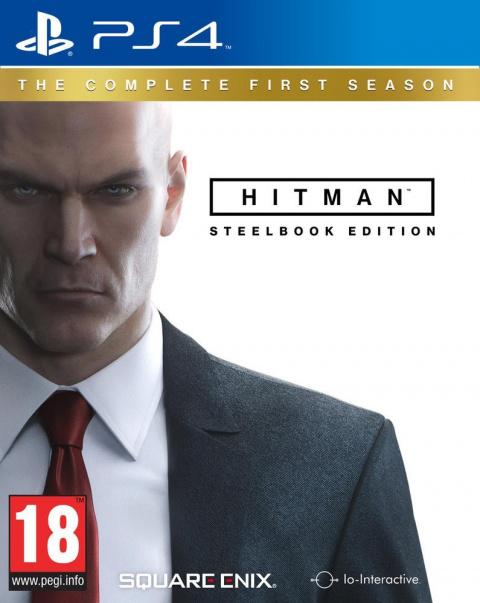 Hitman sur PS4