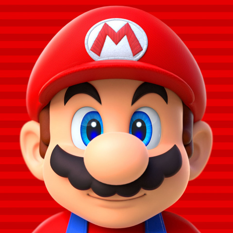 Super Mario Run sur iOS