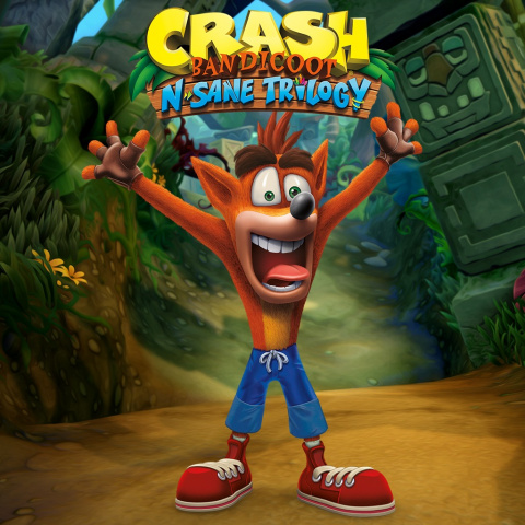 Crash Bandicoot N. Sane Trilogy sur PS4