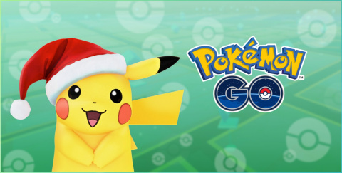 Comment capturer le Pikachu de Noël ?