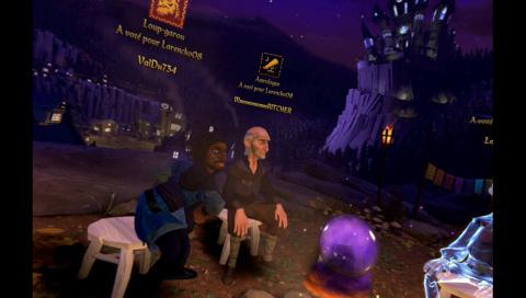 Werewolves Within : Éclats de rire au village des loups-garous et de la réalité virtuelle