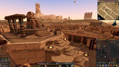 RuneScape : une nouvelle quête pour un nouveau départ