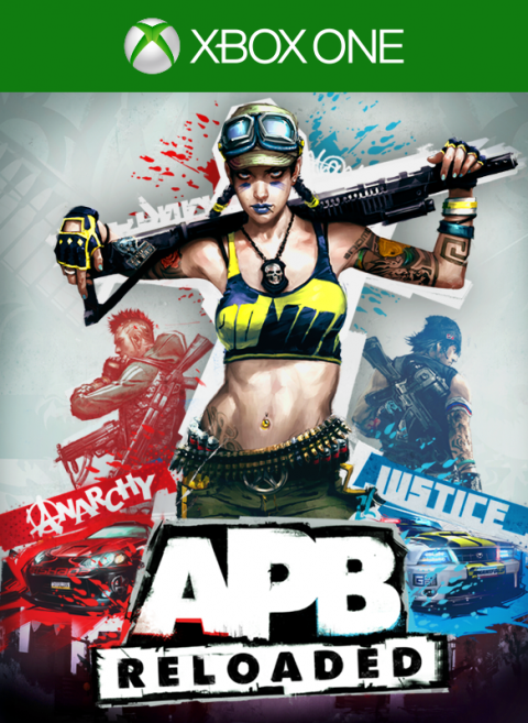 APB : Reloaded sur ONE