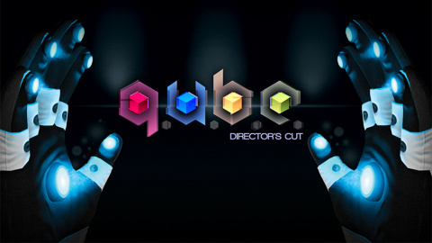 Q.U.B.E. Director's Cut sur PS4