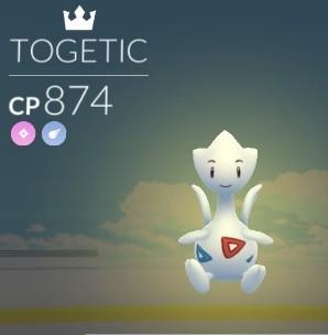 Comment avoir Togétic dans Pokémon GO ?