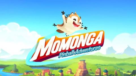 Momonga Pinball Adventures sur iOS