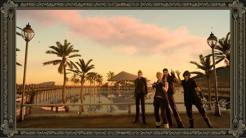 Final Fantasy XV : Une première mise à jour pour le 22 décembre
