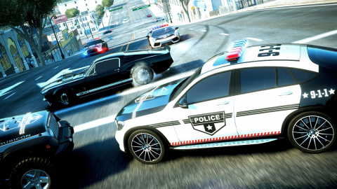 Jaquette de Calling All Units : quand The Crew se prend pour Need For Speed, et réussit