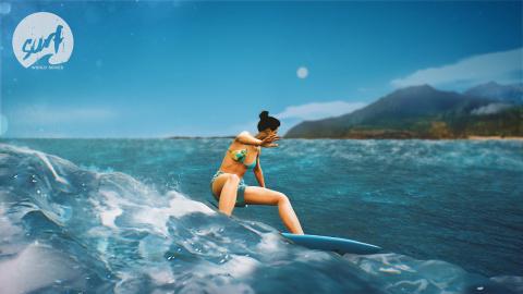 Un jeu de surf débarque en 2017