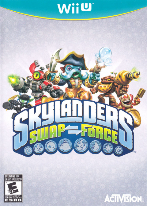 Skylanders swap force sur wii u - Jeux gratuit skylanders ...