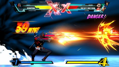 Ultimate Marvel Vs. Capcom 3 : retour en fanfare