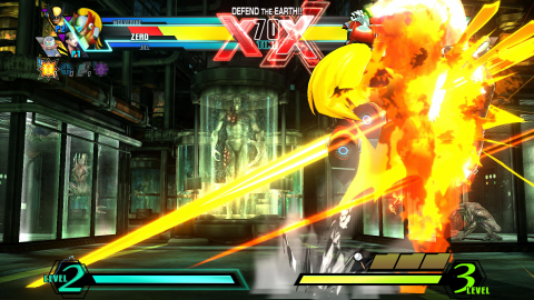 Ultimate Marvel Vs. Capcom 3 : retour en fanfare