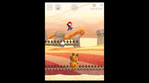 Super Mario Run : 30 millions de dollars et 3,4 % d'acheteurs