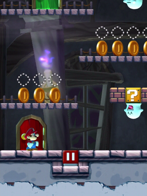 Super Mario Run : L'égérie de Nintendo investit nos smartphones avec brio