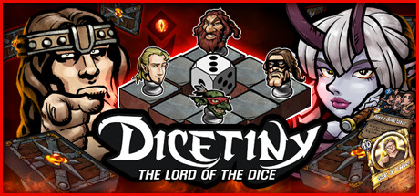DICETINY : The Lord of the Dice sur Android