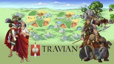 Jaquette de Travian : Jeux sur navigateurs, la stratégie du gratuit