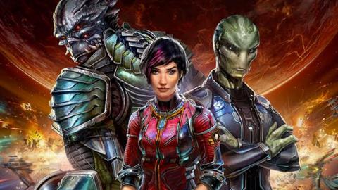Jaquette de Galaxy on Fire 3: Un épisode à des parsecs de ses prédécesseurs sur iOS