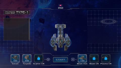 Battleship Lonewolf: Batailles spatiales et grind intensif