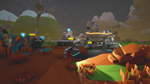 Astroneer : des versions Nintendo Switch et PS4 listées au Brésil