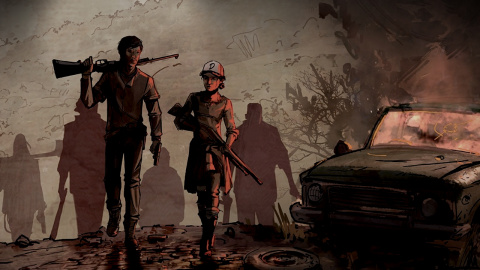 The Walking Dead : A New Frontier Ep. 1 - Bienvenue au club de l'apocalypse