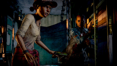 The Walking Dead : A New Frontier Ep.2 - Les aléas de la survie