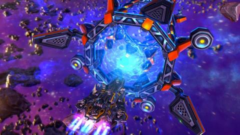 Jaquette de Battleship Lonewolf: Batailles spatiales et grind intensif