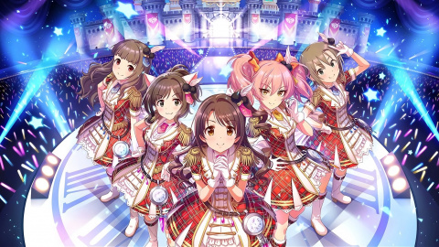 Jaquette de The Idolmaster Cinderella Girls Starlight Stage (Import) sur iOS
