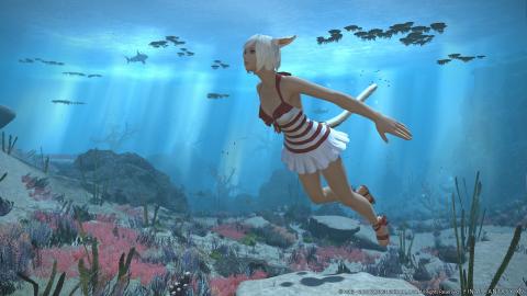 Final Fantasy XIV : Stormblood trouve une date de sortie