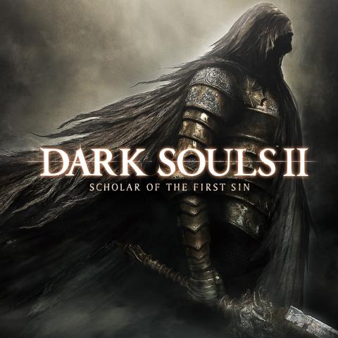 Dark Souls II : Scholar of the First Sin sur 360