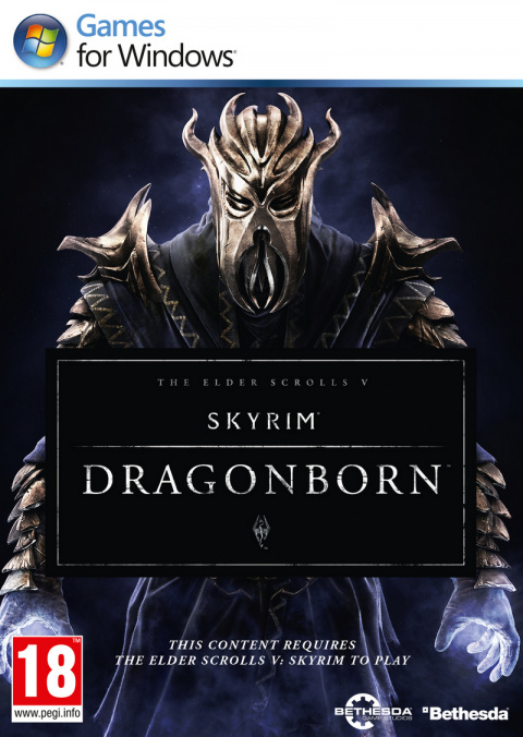 The Elder Scrolls V : Skyrim - Dragonborn sur PC