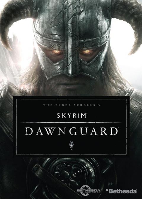 Jaquette de The Elder Scrolls V : Skyrim - Dawnguard