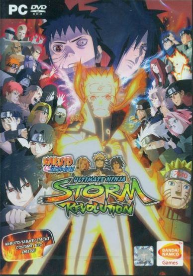Naruto Shippuden : Ultimate Ninja Storm Revolution sur PC