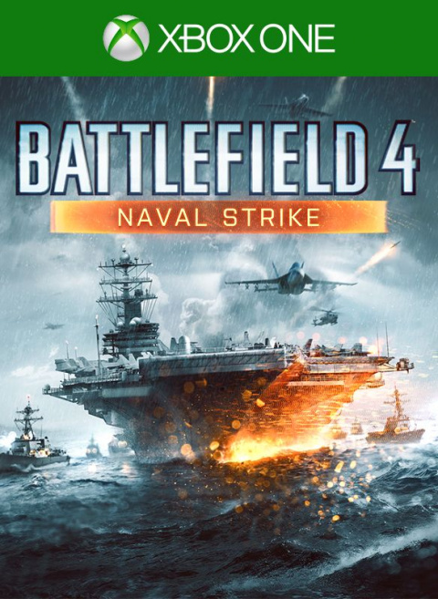 Battlefield 4 : Naval Strike sur ONE