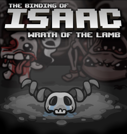 Jaquette de The Binding of Isaac : Wrath of the Lamb