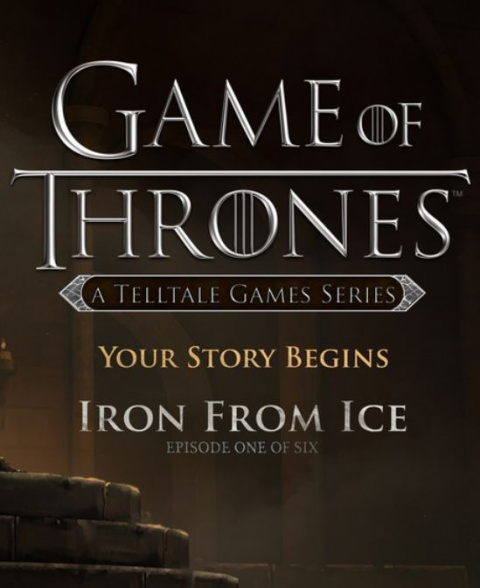 Game of Thrones : Episode 1 - Iron from Ice sur iOS