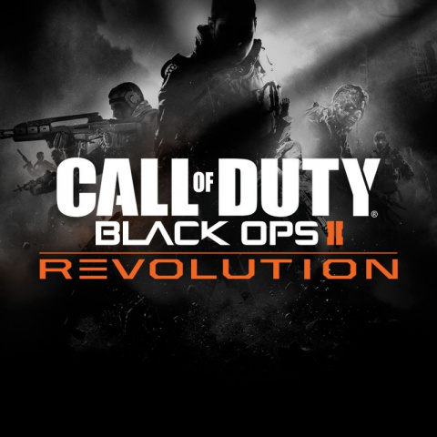 Call of Duty : Black Ops II - Revolution sur 360