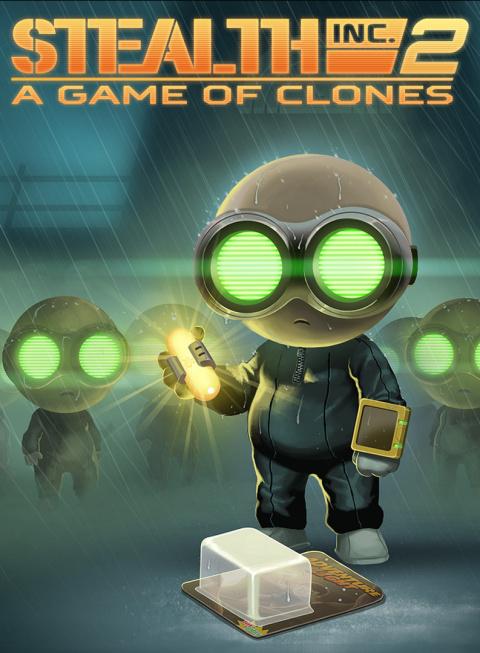 Stealth Inc 2 : A Game of Clones sur WiiU