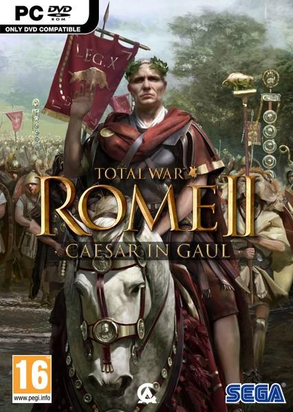 Total War : Rome II : Caesar in Gaul sur PC
