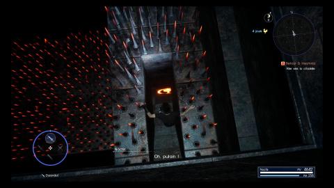 Ruines de Pitioss : soluce du donjon caché