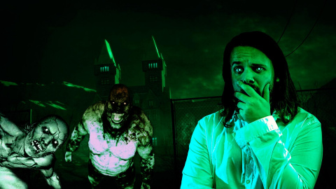 Spoilers : Maxime se penche sur Outlast, le célèbre titre horrifique
