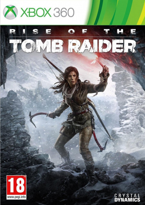 Rise of the Tomb Raider sur 360