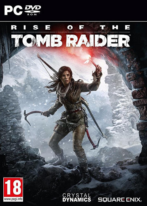 Rise of the Tomb Raider sur PC