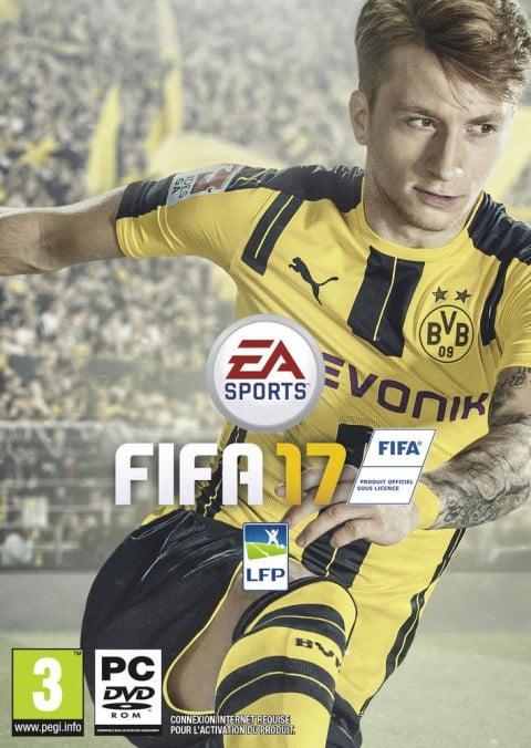 FIFA 17 sur PC